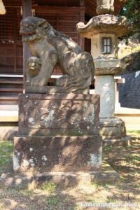 駒林神社(横浜市港北区日吉本町)12