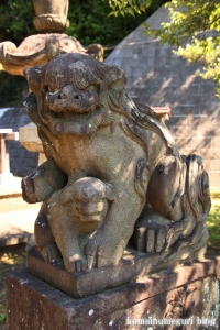 駒林神社(横浜市港北区日吉本町)13