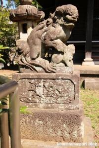 駒林神社(横浜市港北区日吉本町)17