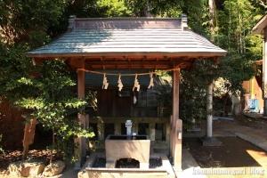 下田神社(横浜市港北区下田町)6