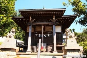 下田神社(横浜市港北区下田町)10