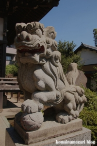 下田神社(横浜市港北区下田町)14
