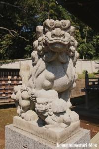 下田神社(横浜市港北区下田町)15