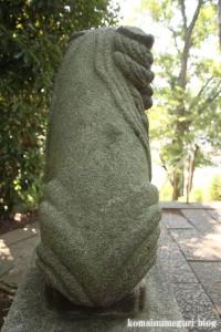 高田天満宮(横浜市港北区高田西)18