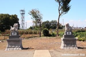 久本天照神社(川崎市高津区久本)9