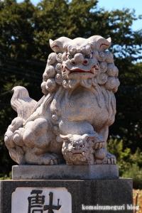 久本天照神社(川崎市高津区久本)11