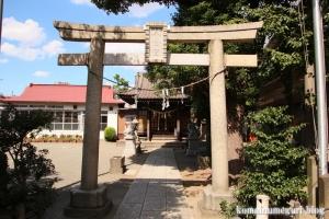 八幡宮(川崎市中原区刈宿)1
