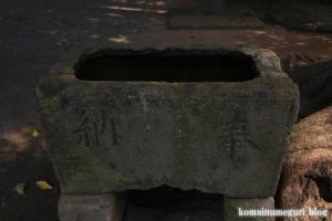八幡宮(川崎市中原区刈宿)4