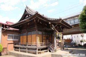 八幡宮(川崎市中原区刈宿)9