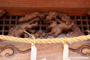稲荷神社(川崎市幸区鹿嶋田)6