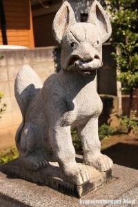 稲荷神社(川崎市幸区鹿嶋田)4