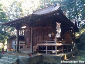 熊野神社(八王子市宇津貫町)6