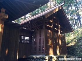 熊野神社(八王子市宇津貫町)7