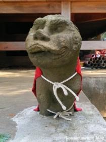 熊野神社(八王子市宇津貫町)9
