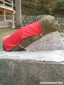 熊野神社(八王子市宇津貫町)15