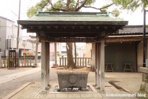 小杉神社(川崎市中原区小杉御殿町)2