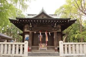 小杉神社(川崎市中原区小杉御殿町)5