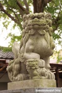 小杉神社(川崎市中原区小杉御殿町)4