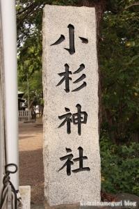 小杉神社(川崎市中原区小杉御殿町)17