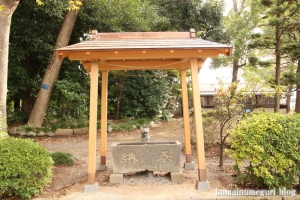 春日神社(川崎市中原区宮内)3