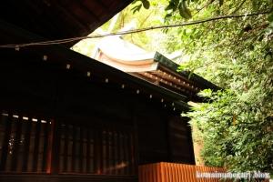 春日神社(川崎市中原区宮内)10