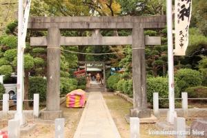 春日神社(川崎市中原区宮内)12