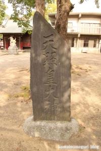 神明神社(川崎市中原区上小田中)11