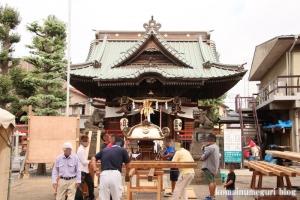 大戸神社(川崎市中原区下小田中)5