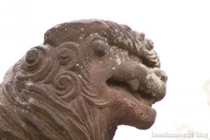 大戸神社(川崎市中原区下小田中)24