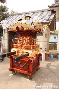 大戸神社(川崎市中原区下小田中)26