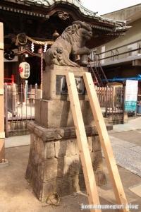 大戸神社(川崎市中原区下小田中)20