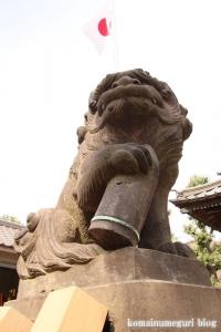 大戸神社(川崎市中原区下小田中)21