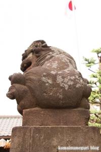 大戸神社(川崎市中原区下小田中)18