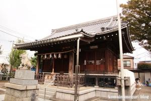 新城神社(川崎市中原区新城中町)13