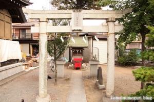 新城神社(川崎市中原区新城中町)15