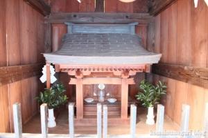 新城神社(川崎市中原区新城中町)18