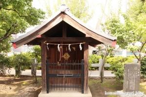新城神社(川崎市中原区新城中町)20
