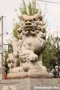 新城神社(川崎市中原区新城中町)10
