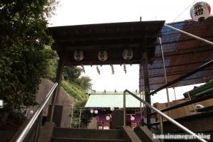 千年神社(川崎市高津区千年)11