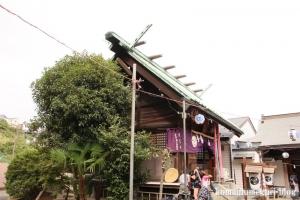 千年神社(川崎市高津区千年)14