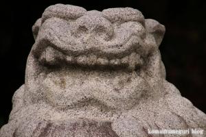 千年神社(川崎市高津区千年)19