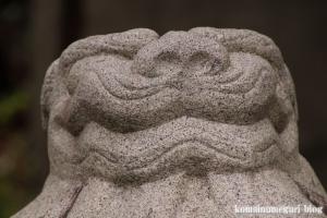 千年神社(川崎市高津区千年)20