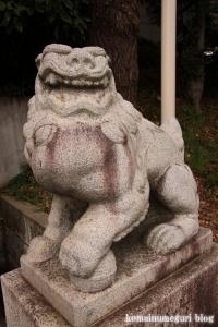 千年神社(川崎市高津区千年)4