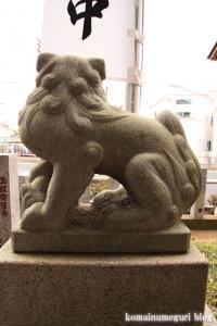 千年神社(川崎市高津区千年)9