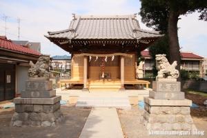 関神社(川崎市中原区上小田中)4