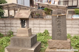 関神社(川崎市中原区上小田中)10