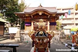 白髭神社(川崎市高津区北見方)5