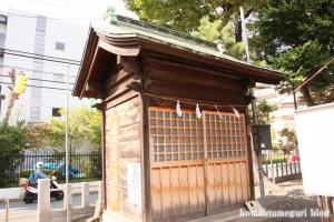 白髭神社(川崎市高津区北見方)9