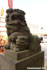 白髭神社(川崎市高津区北見方)12