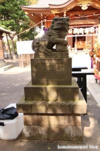 白髭神社(川崎市高津区北見方)15